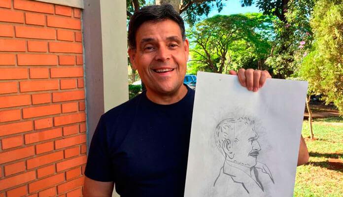 """Reinaldo: """"Evento se chama 'Zé do Cinema'; serão exibidos 22 curtas-metragens (Foto: Assessoria de Imprensa da PMI)"""