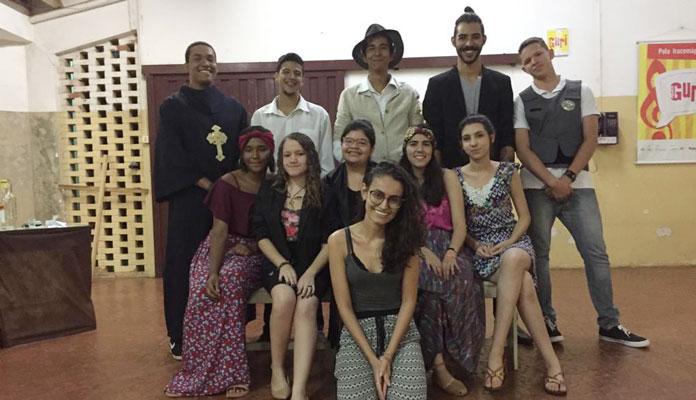 """Grupo vai apresentar """"O pagador de promessas"""", da obra de Dias Gomes (Foto: Assessoria de Imprensa da PMI)"""