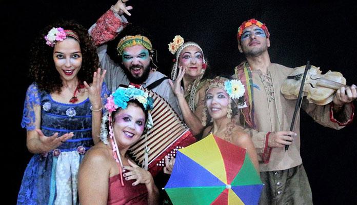 Elenco convida todos para o evento, projeto tem patrocínio do Grupo São Martinho (Foto: Divulgação)