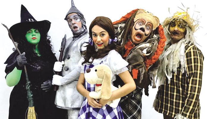 """""""O Mágico de Oz"""" começa às 16h no Teatro Virgínio Ometto (Foto: Divulgação)"""