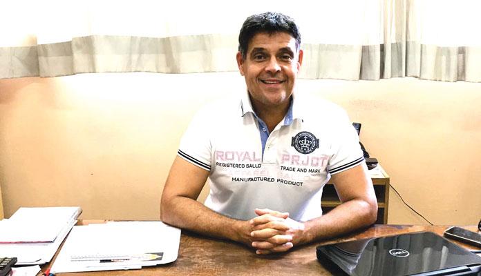 """Reinaldo: """"Evento será no Centro de Lazer nos dias 23 e 25 de fevereiro"""" (Foto: Divulgação)"""