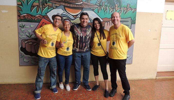 Evento é parceria entre Companhia Xekmat e Prefeitura (Foto: Divulgação)