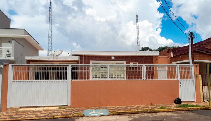 Sede do departamento (Foto: Divulgação)