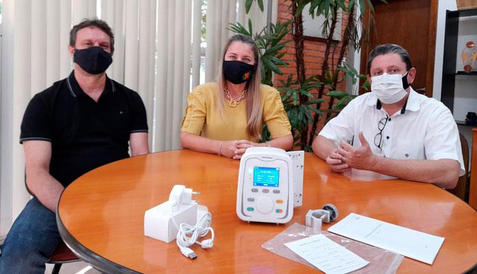 Bomba é utilizada para administrar medicamentos aos pacientes de forma automatizada (Foto: Divulgação)