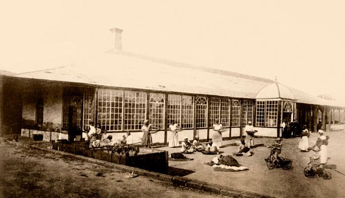História tem a Fazenda Ibicaba como cenário principal