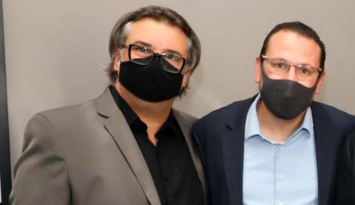 Vitor e Rafa Zimbaldi (Foto: Divulgação)