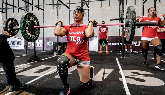 Alessandra disputou com 520 atletas de todos os continentes e foi a 5ª melhor brasileira (Arquivo Pessoal)