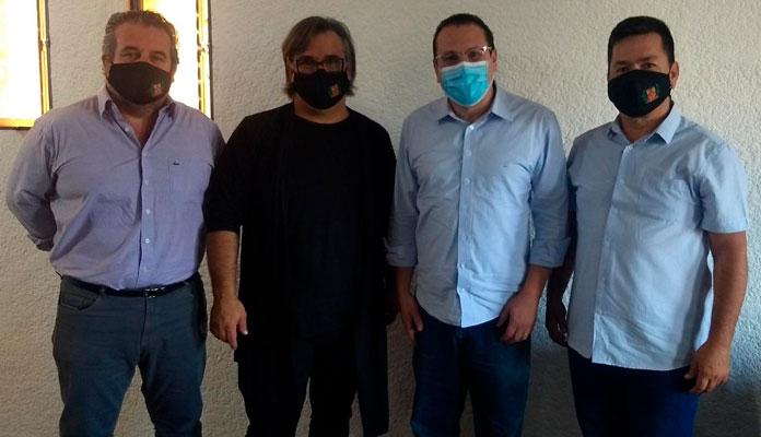 Deputado recebeu demanda para apoiar ação do Fundo Social (Foto: Divulgação)