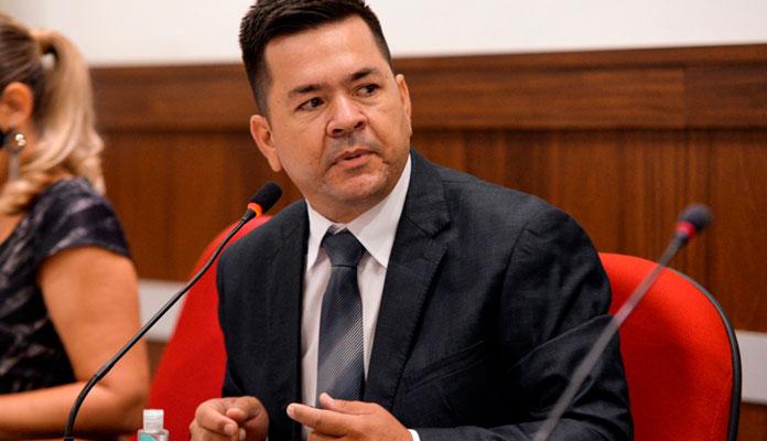 Ralf Silva, autor do projeto de lei, destaca que objetivo é promover a prevenção e controle do diabetes em crianças e adolescentes (Foto: Divulgação)