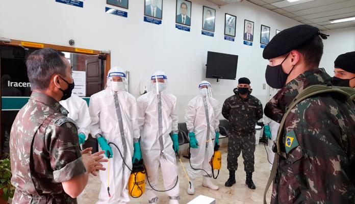 Solicitação partiu do Executivo Municipal como ação de combate ao coronavírus (Foto: Divulgação)