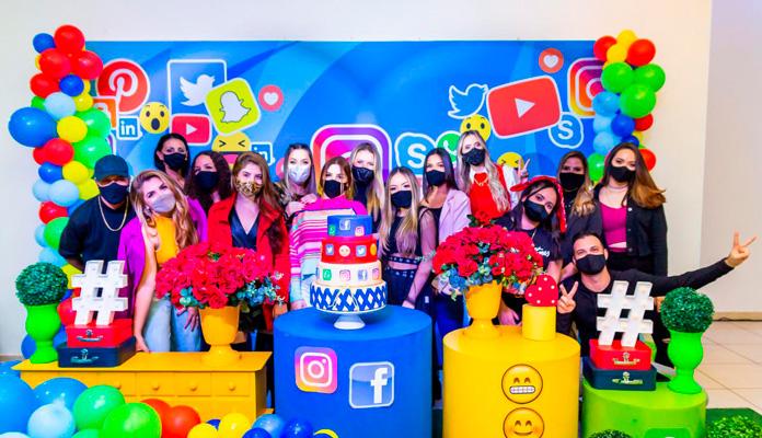 Objetivo foi estreitar as relações de trabalho e valorizar a produção de conteúdo para internet (Foto: Divulgação)