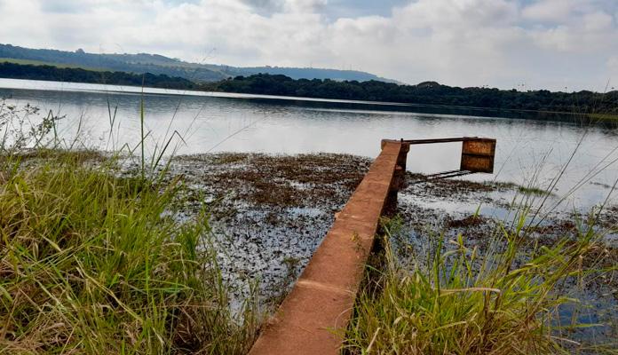 Represa Iracema (Foto: Divulgação)