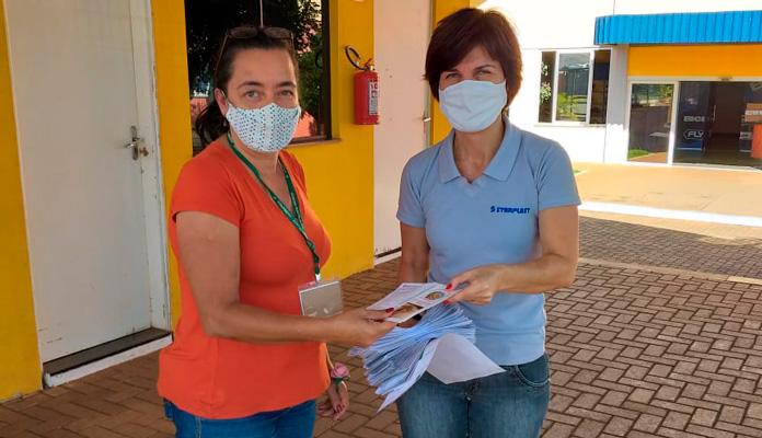 Objetivo é promover o cuidado contra covid-19 e dengue (Foto: Divulgação)
