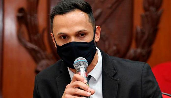 Representando Iracemápolis, ele foi eleito como segundo secretário (Foto: Divulgação)