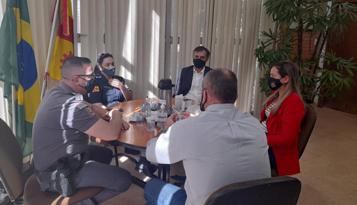 Finalidade foi discutir medidas para solução de problemas ligados à poluição sonora e perturbação de sossego (Foto: Divulgação)