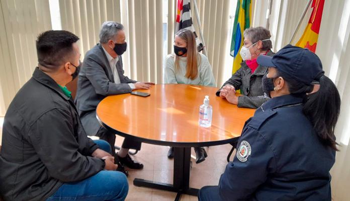 Ideia do encontro partiu do vereador Ralf Silva (Foto: Divulgação)