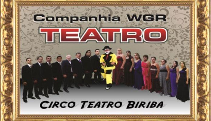 Para acessar o panfleto digital, clique no botão que pode ser encontrado no link: http://iracemapolis.sp.gov.br/cultura-divulga-espetaculo-digital-do-circo-biriba/ (Foto: Divulgação)