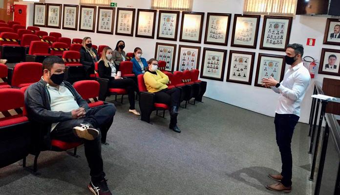 Presidente Jean Ferreira constrói com vereadores alternativa para que devolução recursos sejam indicado à melhoria (Foto: Divulgação)