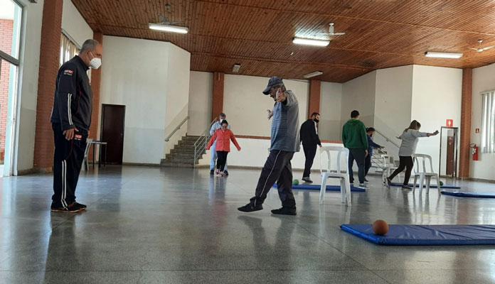 Ambulatório Pós-covid busca oferecer atendimento com uma equipe multidisciplinar (Foto: Divulgação)