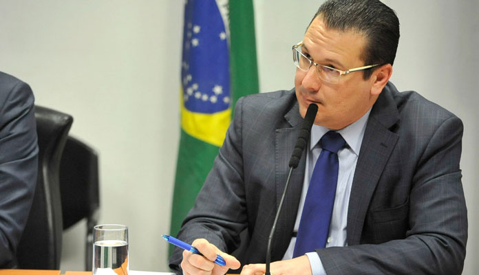Rafa Zimbaldi é presidente da Comissão de Transportes da Assembleia Legislativa (Foto: Divulgação)