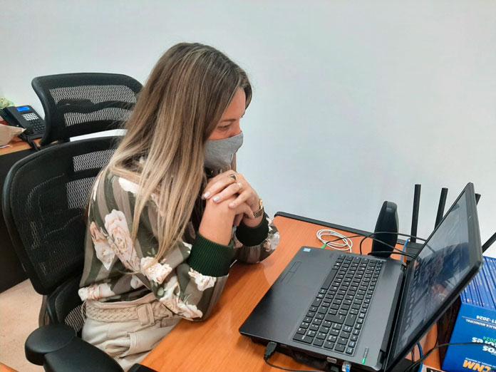 """Para a prefeita, será uma importante oportunidade: """"Estarei trabalhando com afinco pelos nossos municípios"""", destaca (Foto: Divulgação)"""