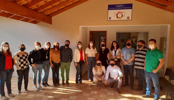 O novo prédio do caps ficará na rua Cesarino Borba, 565 (Foto: Divulgação)