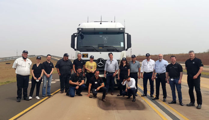 Empresa alemã continua em Iracemápolis e inicia obras para expansão do campo de provas em parceria com a Bosch (Foto: Divulgação)